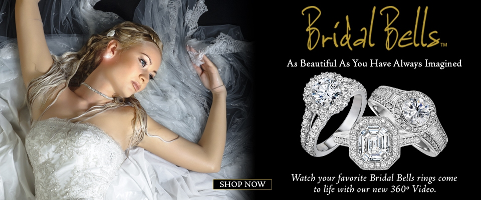 Bridal Bells Engagement Rings Available at Reiniger Jewelers in Waterloo and Swansea IL -